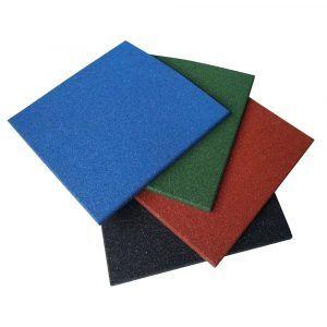 Rubber Tile (Colour)